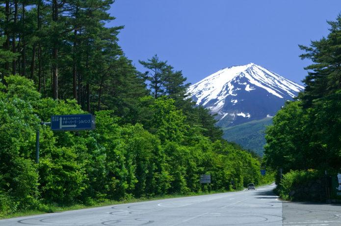 富士山五合目のおすすめ観光スポット富士スバルラインの楽しみ方