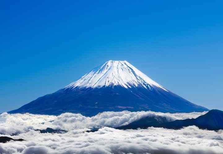 富士山の山頂は何県なのか?山頂は誰のもの?徳川家康が寄進とは何?