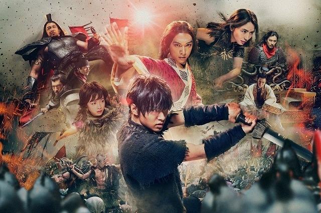 山崎賢人主演映画「キングダム」パート2!キャストも続投で製作が決定